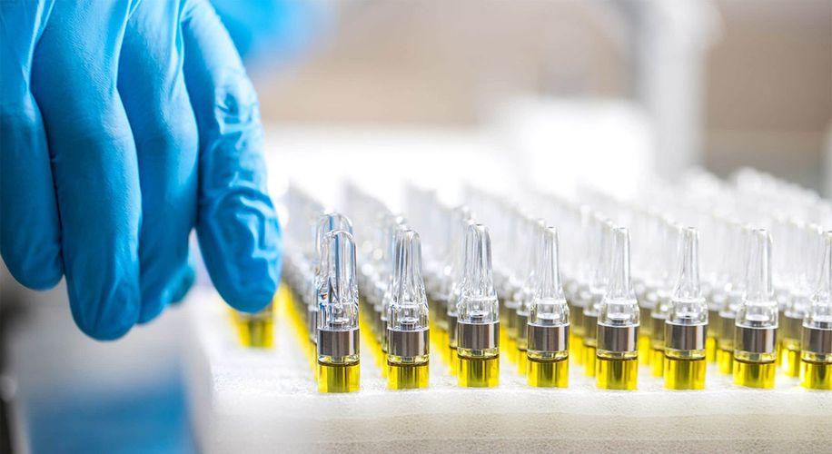 Michigan Recalls 9,300 Legal THC Vapes Over Vitamin E Additives