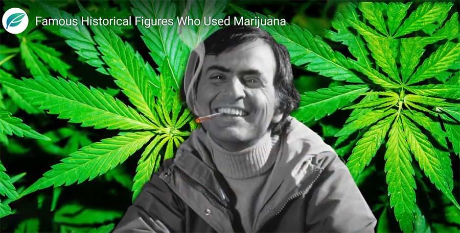 Video: Famous Historical Figures Who Used Marijuana