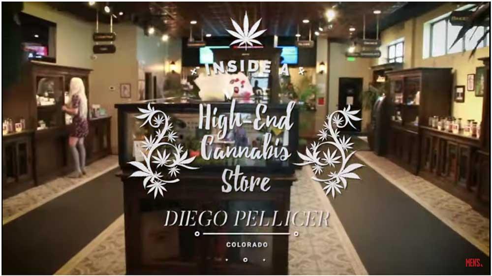 Video: Inside a High-End Cannabis Dispensary