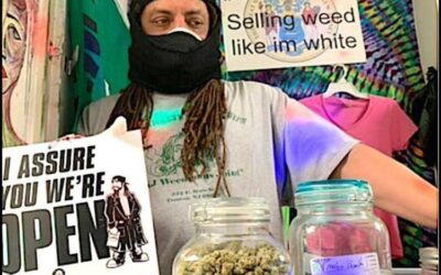 A Cannabis Advocate Sues New Jersey for…Legalizing Weed!!!